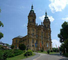 Basilika Vierzehnheiligen - Basilika, Wallfahrtskirche, Balthasar Neumann, Nothelfer, Barock