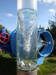 Wasserwirbel#2 - Wasser, Wirbel, Strömungslehre, Kreisströmung