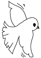 Vogel - Vogel, fliegen, clipart