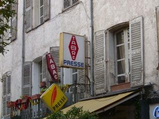 Presse Tabac - Frankreich, civilisation, tabac, presse, zeitungsladen, Tabakladen, Rhombus, Geschäfte, magasins