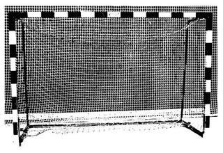 Hallentor#1 - Tor, Handballtor, spielen, indoor