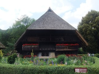 Vogtsbauernhof #2 - Schwarzwald, Vogtsbauernhof, Bauernhof, Landwirtschaft, Gutach, Schwarzwaldhaus, Architektur, Beruf
