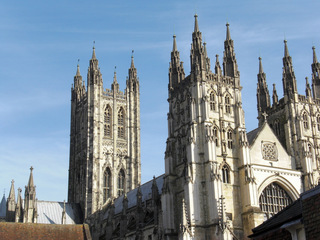 Canterbury Cathedral#2 - England, Canterbury, cathedral, Kathedrale, Gotik, Weltkulturerbe, UNESCO
