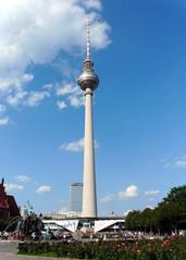 Berlin - Fernsehturm#2 - Berlin, Hauptstadt, Fernsehturm