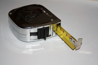Maßband - messen, Maß, Länge, Breite, Band, Meter, Meterband