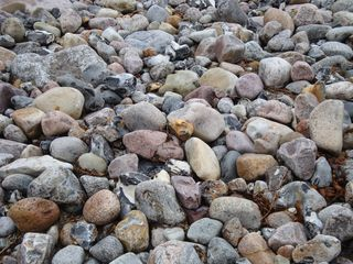 Ostseegestein#1 - Strand, Strandgut, Gestein, Steine