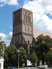 Anklam Nikolaikirche - Anklam, Nikolaikirche, Kirche, Gotik