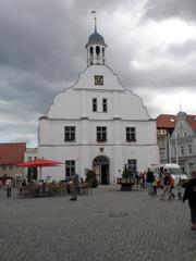 Wolgast Rathaus - Wolgast, Rathaus, Marktplatz, Barock