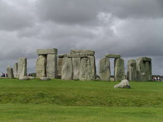 Stonehenge 2 - Stonehenge, Großbritannien, Steinkreis, Weltkulturerbe, Frühgeschichte, Jungsteinzeit, Wiltshire, Grabanlage, Megalithe, Megalith, Pfeilersteine, Pfeilerstein, Decksteine, Deeckstein