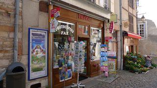 Bureau de tabac - Frankreich, civilisation, tabac, presse, Zeitungsladen, Tabakladen, Rhombus, Geschäfte, magasins