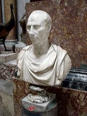 Büste Cäsars - Cäsar, Caesar, römischer Staatsmann, Feldherr, Skulptur, Büste, Marmor