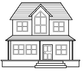Villa - Gebäude, Haus, Villa, Ferienhaus, Wohnung