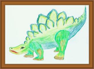 Dinogalerie 6 - Dinosaurier, Urzeit, ausgestorben