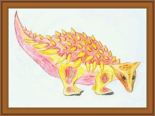Dinogalerie 5 - Dinosaurier, Urzeit, ausgestorben