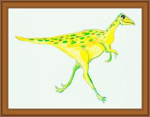 Dinogalerie 3 - Dinosaurier, Urzeit, ausgestorben
