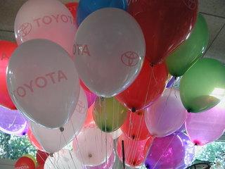 Gasballons - Ballons, Gasballons, Party, Gas, Wasserstoff, Gasballon, Ballon, Luftballon, Luftballons, Schreibanlass, Luft, Fasching, Karneval