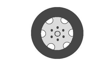 Autoreifen - Reifen, Autoreifen, Anlaut R, Rad, rund