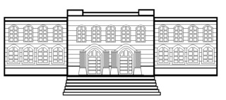 Universität - Gebäude, Universität, Lehrinstitut