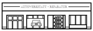 Autowerkstatt - Gebäude, Stadt, Autowerkstatt, Werkstatt