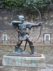 Robin Hood - Robin Hood, England, Nottingham, Sherwood Forest, arm, reich, Held, Sage, Ballade, Wegelagere