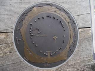 Aufbau Castlerigg Stone Circle Lake District - England, Steinkreis, prähistorisch, Bronzezeit, Steinring, Steintanz, Menhiren, Findling