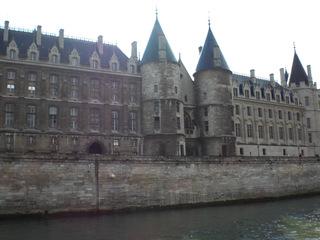 Paris Conciergerie - Frankreich, Paris, conciergerie, Seine, Île de la cité, Gefängnis, prison, Marie-Antoinette