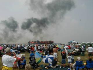 Dayton Airshow - Dayton, Flugschau, Militär, Amerika, Airshow