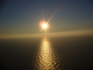 Nordkap 2 - Mitternachtssonne, Sonne, Nordkap, Meer, Weite, Unendlichkeit, Meditation, Schreibanlass, Sonnenuntergang, Stille, Einsamkeit, einsam, still, weit