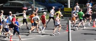 Marathonlauf - Marathon, Marathonlauf, Marathonläufer, Langstrecke, Sportler, Langstreckenläufer, Massenfeld, Läufer, Hannover, Laufen, Sport