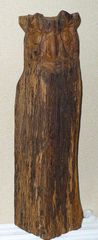 Eule  #1 - Uhu, Eule, Vogel, Wildtiere in Europa, Greifvogel, Raubvogel, nachtaktiv, Holzplastik, Holzfigur, Schnitzerei, schnitzen, Kunsthandwerk