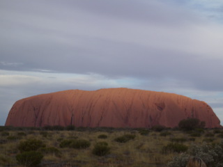Uluru - Ayers Rock - Outback, Australien, Monolit, rot, Religion, Aboriginal, Aborigine, Mythos, Mythologie, Northern Territory