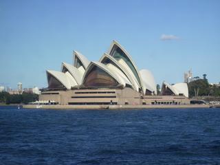 Sydney - Oper - Oper, Musik, Sydney, Australien, Kunst, Design, Architektur, Bauwerk, Gebäude, gigantisch, Wahrzeichen