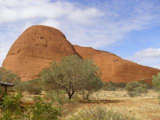 Olgas - Kata Tjuta - Berge, Australien, rot, Outback, 36 Kuppeln, Northern Territory