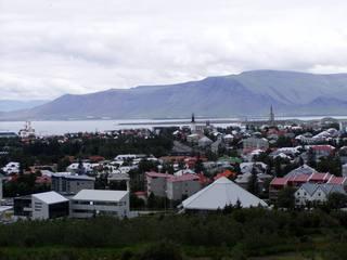 Reykjavík#1 - Reykjavík, Island, Hauptstadt, Atlantik, Bucht