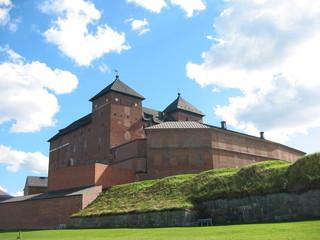 Burg Hämenlinna/ Finnland - Geografie, Finnland, Burg, Geschichte