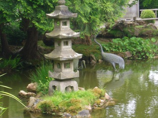 San Francisco - Japanese Tea Garden#3 - Japanischer Teegarten, Japanese Tea Garden, Japanisch, Garten, Teagarten, San Francisco, Golden Gate Park, Teich, Pagode