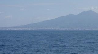 Vesuv#4 - Vesuv, Vesuvio, Vulkan, Krater, Neapel, Italien, Meer