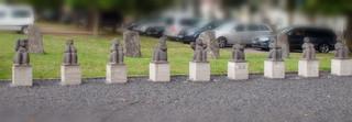Skulpturen Dieter Heuft