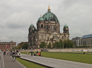 Berliner Dom - Berlin, Dom, Sehenswürdigkeiten