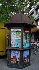 Kiosk Losverkauf in Spanien - ONCE - Los, Losverkauf, ONCE, Lose, billete de lotería, quiosco