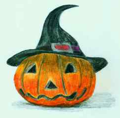 Kürbis - Kürbis, Halloween, Brauch, Laterne, Jack-O-Lantern