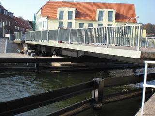 Drehbrücke Malchow#2 - Drehbrücke, Malchow, Architektur, technisches Denkmal, Brücken