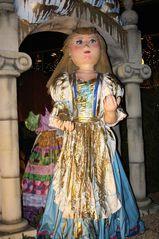 Frau Holle'#1 - Goldmarie, Lohn, Gold, Frau Holle, Märchen, Märchenfiguren, Grimm, Brüder Grimm, Gera, Weihnachtsmarkt, Märchenmarkt, Markt