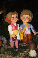 Hänsel und Gretel#3 - Hänsel, Gretel, Märchen, Märchenfiguren, Grimm, Brüder Grimm, Gera, Weihnachtsmarkt, Märchenmarkt, Markt