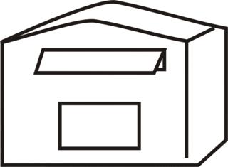 Postkasten - Postkasten, Briefkasten, Brief, Post, Anlaut B, Anlaut P