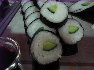 Sushi - Vorspeise, Sushi, Reis, Fisch