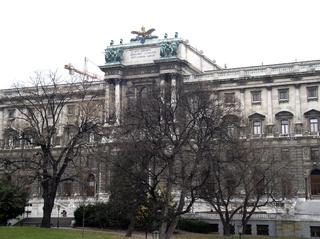Hofburg -Wien - Wien, Österreich, Kaiser, Hofburg, Ringstraße, Residenz, Kaiserresidenz, Monarchie, Gebäude