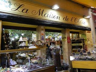 la Maison de l'Olive - Frankreich, civilisation, magasin, Geschäft, olive