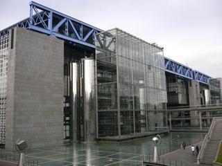 Cité des Sciences - Frankreich, Paris, Cite des Sciences, Museum, Wissenschaft, Technik, Industrie, Villette