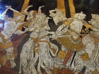 Siena - Boden, Mosaik, Siena, Dom, Kirche, Religion, Intarsien, Toskana, Italien